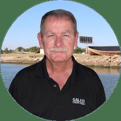 Galati Yacht Broker Larry Smith