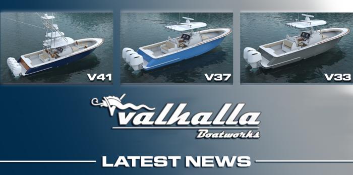 Valhalla Boatworks Latest News