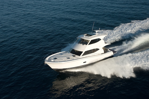 New Maritimo Yachts M54 Yacht