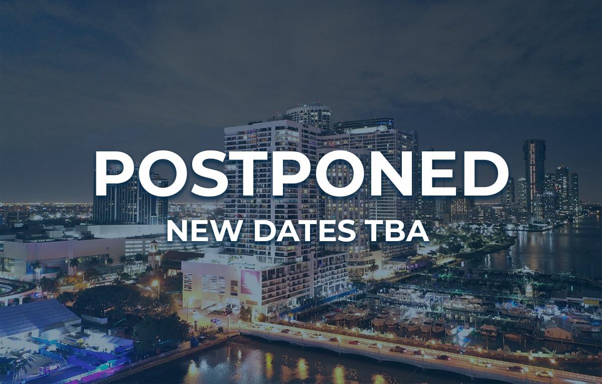2021 Miami Yacht Show postponed- new dates TBA