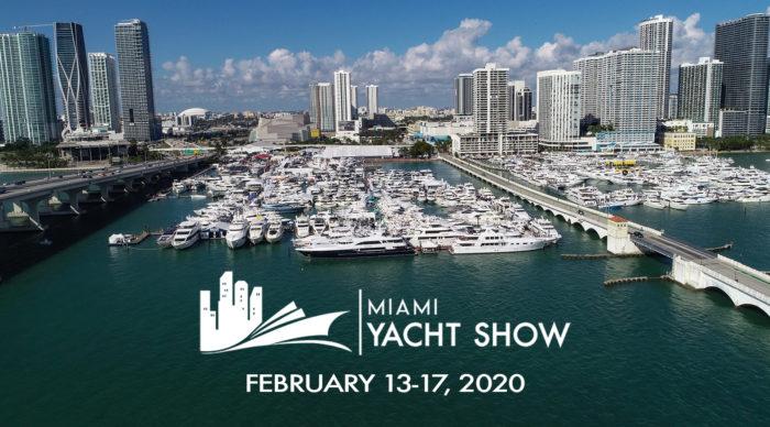 Miami Yacht Show info