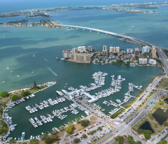 Marina Jaack in Sarasota, FL