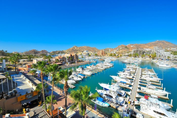 Cabo, Mexico marina- Cabo Yachts For Sale