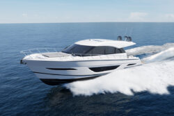 All-New Maritimo Yachts S55