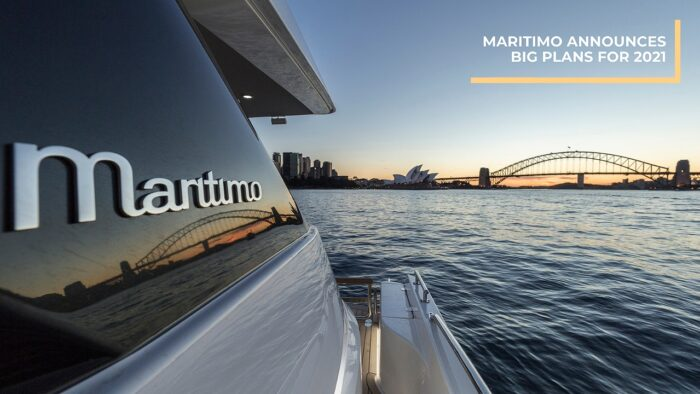 Maritimo Yachts Annouces New Updates for 2021