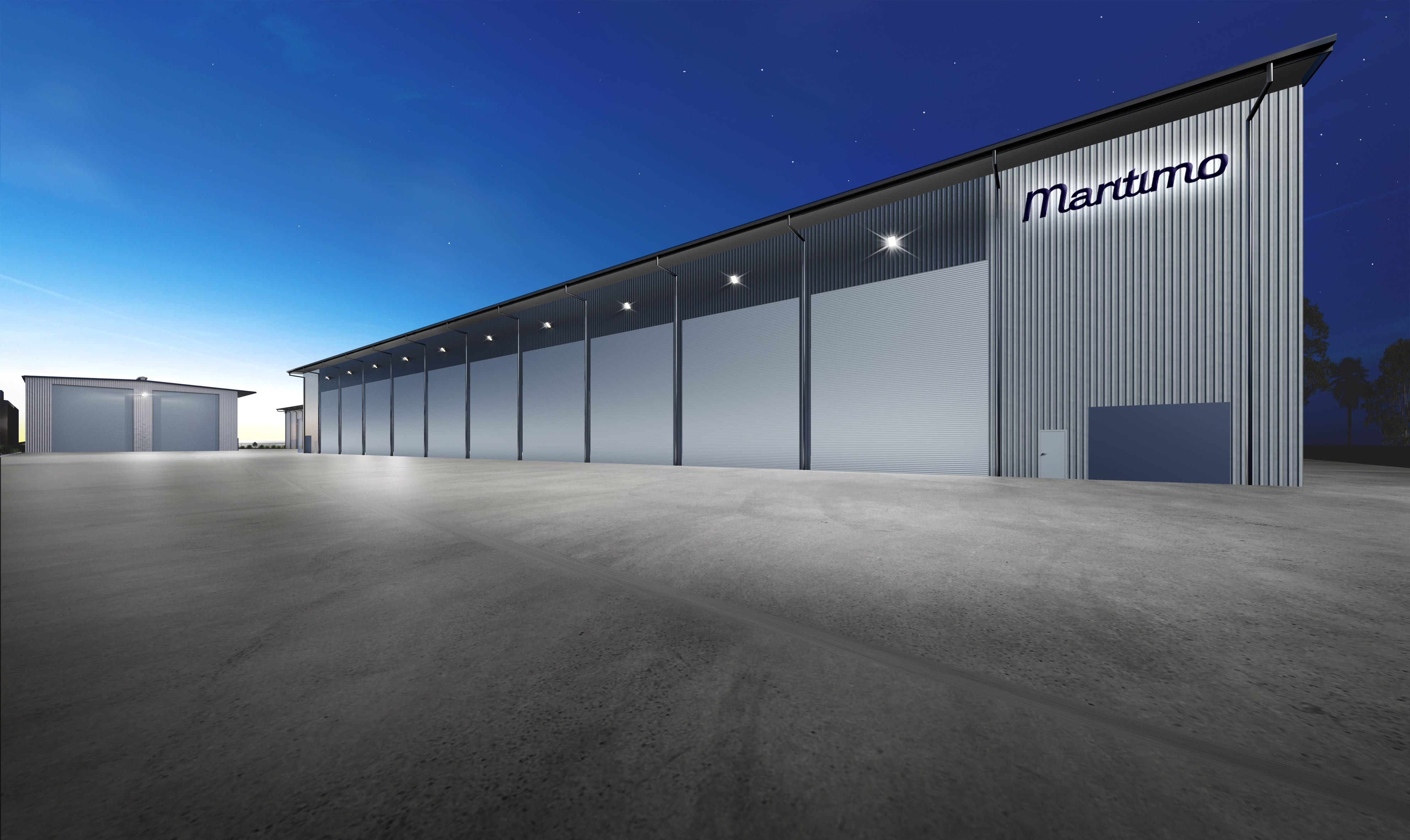 Maritimo Yachts Expansion