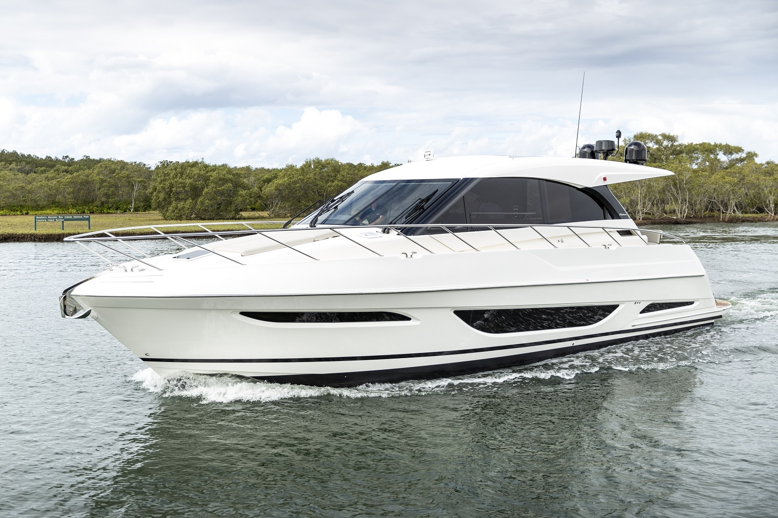 New Maritimo X50 Yacht