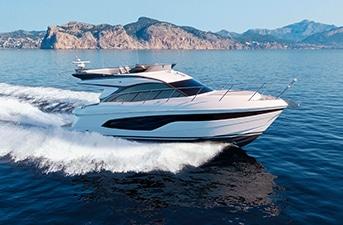 New Princess 45 Flybridge Yacht