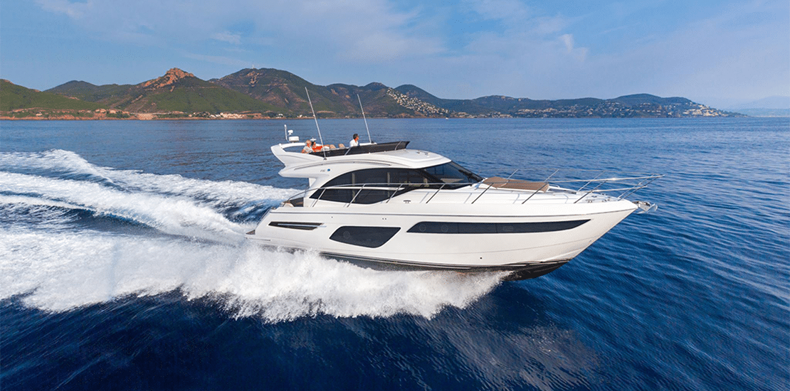 Princess Yachts 50 Flybridge