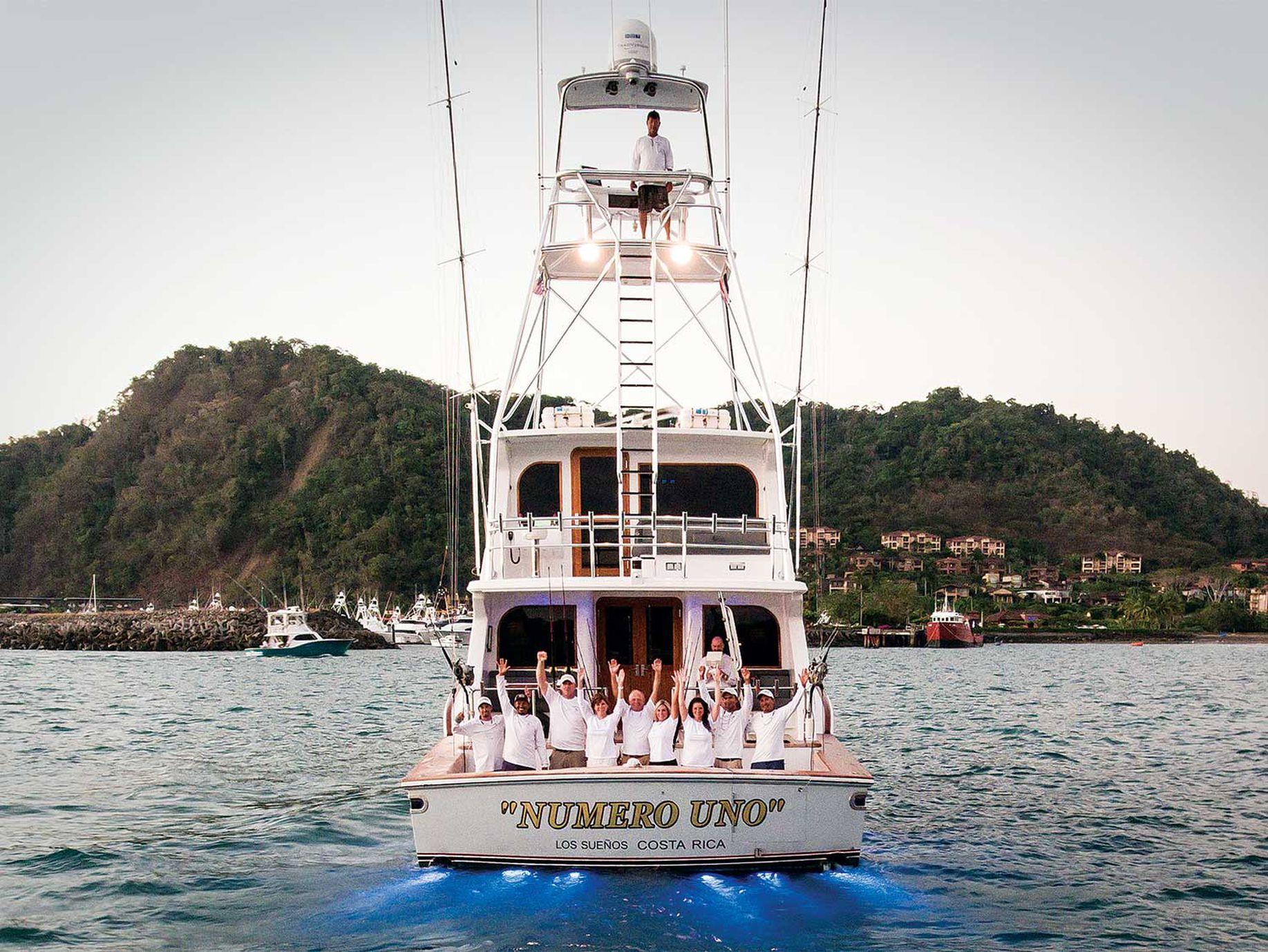 """80 Donzi Yacht """"Numero Uno"""""""