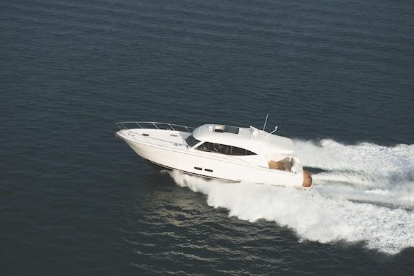 New Maritimo Yachts S51 Yacht
