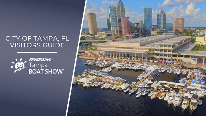 Tampa boat show visitors guide