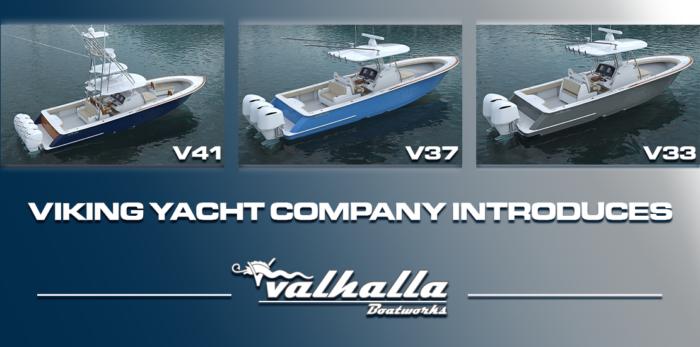 Valhalla Boatworks V-Series