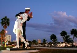 Sarasota, FL statue
