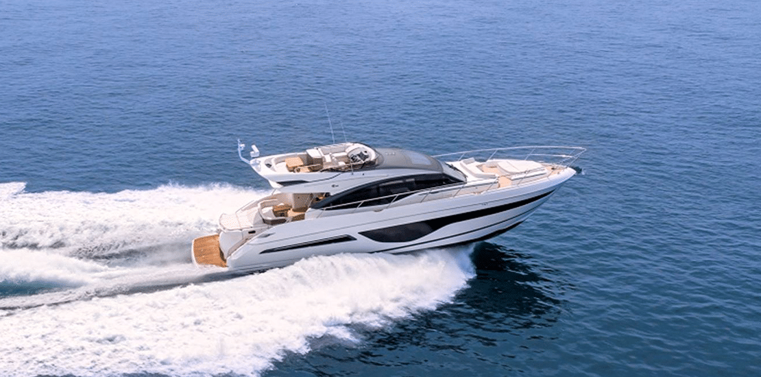 New Princess S66 Yacht