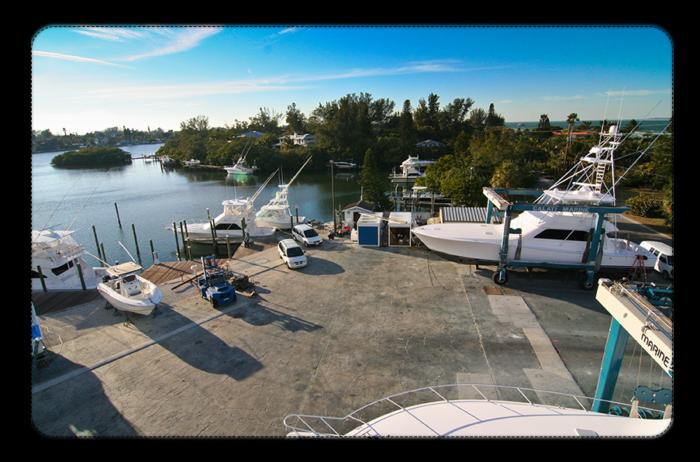 Galati Yacht Sales Service Facility_Anna Maria