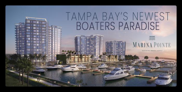 Tampa Bay's Boaters Paradise- Westshore Marina