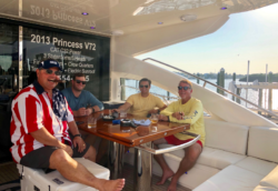 West Coast Adventure Galati Yachts' Rendezvous