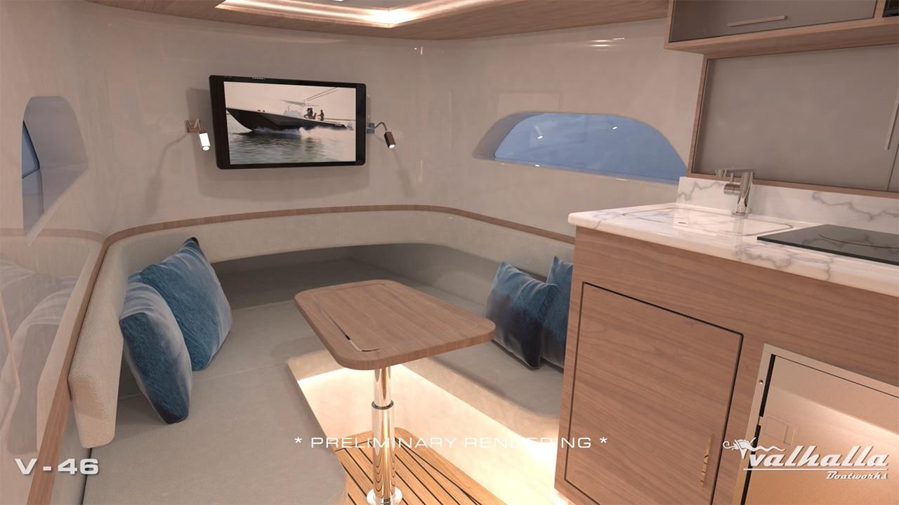 V 46 cabin 2
