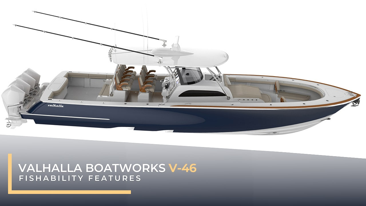 V-46 fishability features