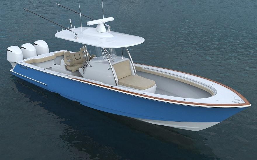 New Valhalla V-37 Yacht