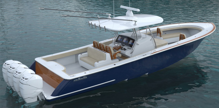 V41 outboard