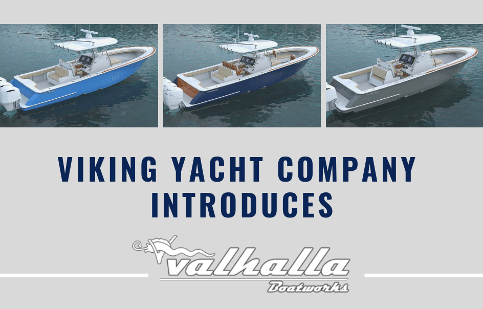 Valhalla Boatworks | New Breed of Center Consoles