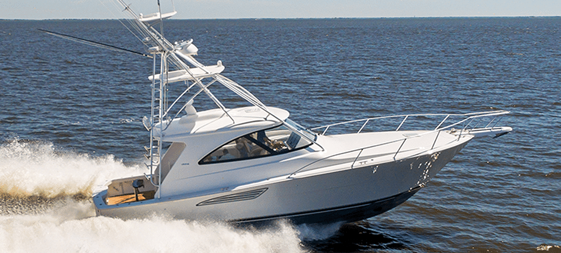 New Viking 44 Sport Tower Yacht