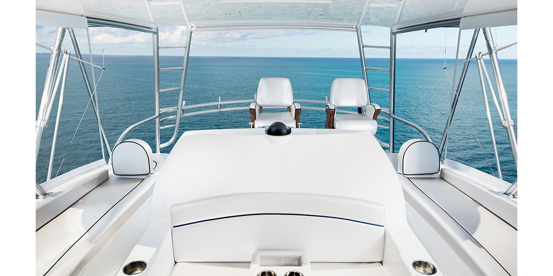 Viking 58 Convertible flybridge