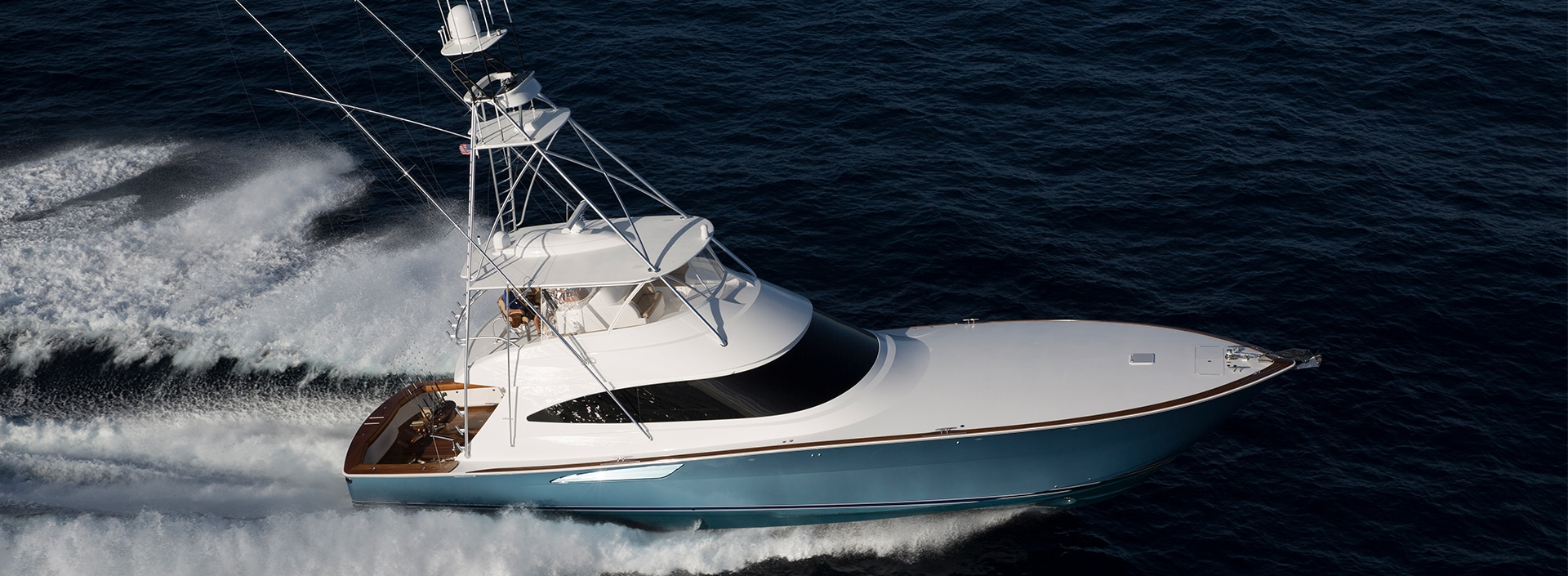 Viking 72 Convertible for Sale