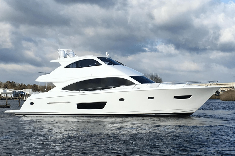Charter a Viking 75 Motor Yacht