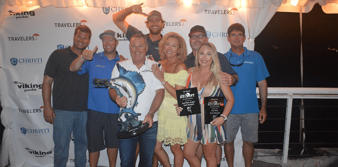Viking Key West Challenge Winners