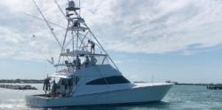 Viking Yacht at Viking Key West Challenge