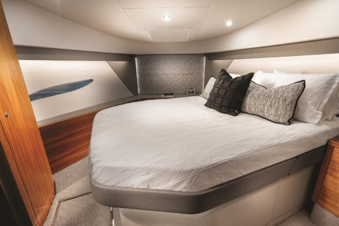 X50 VIP cabin