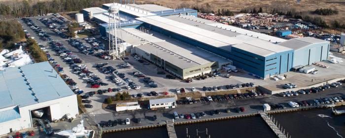 Viking New Gretna facility