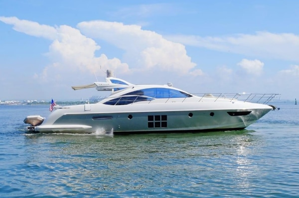 Express Cruisers Yachts for Sale Azimut