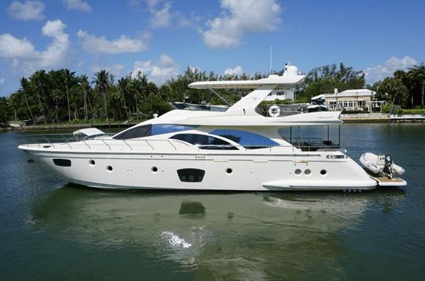 Azimut Flybridge Yachts for Sale
