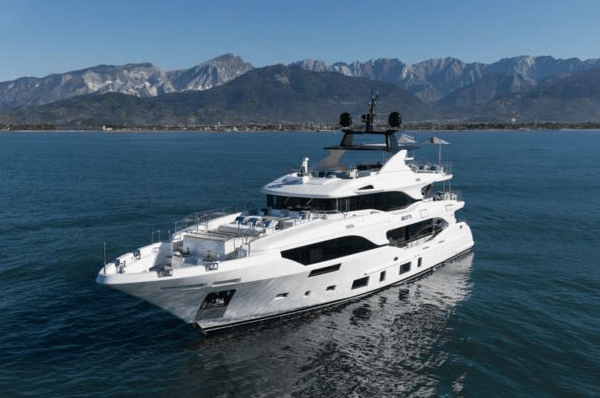 Benetti Luxury Superyachts for Sale