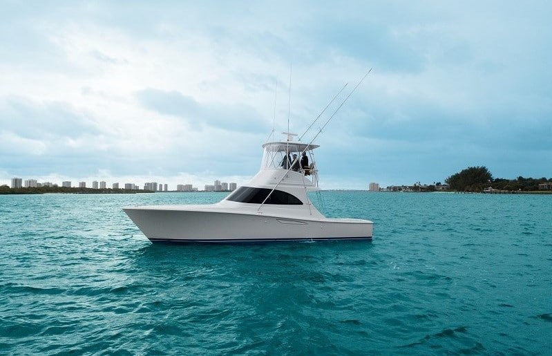 New  Viking 38 Billfish Yacht