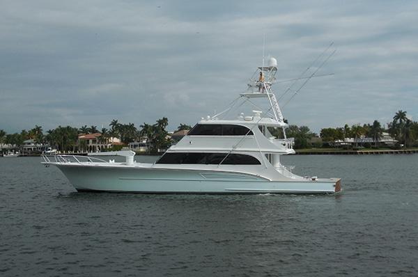 Buddy Davis Sportfish Yacht for Sale