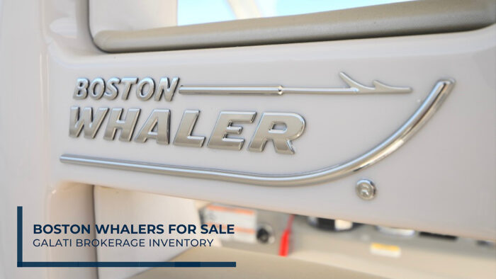 Boston Whalers For Sale