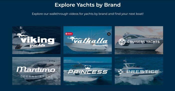 virtual docks by brand