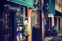 St Pete art district shops