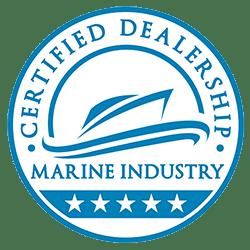 Marine Industry Certified Dealership Since 2005