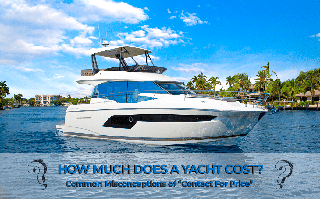 How much does a yacht cost