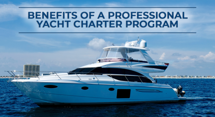yacht charter program