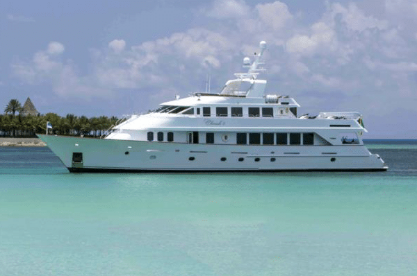 Christensen Luxury Superyachts for Sale