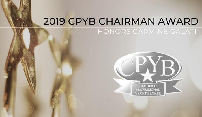 CPYB Chairman's Award Honors Carmine GalatiFor 2019