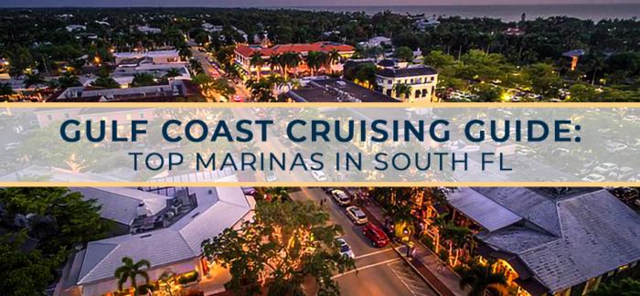 summer cruising- south FL marinas