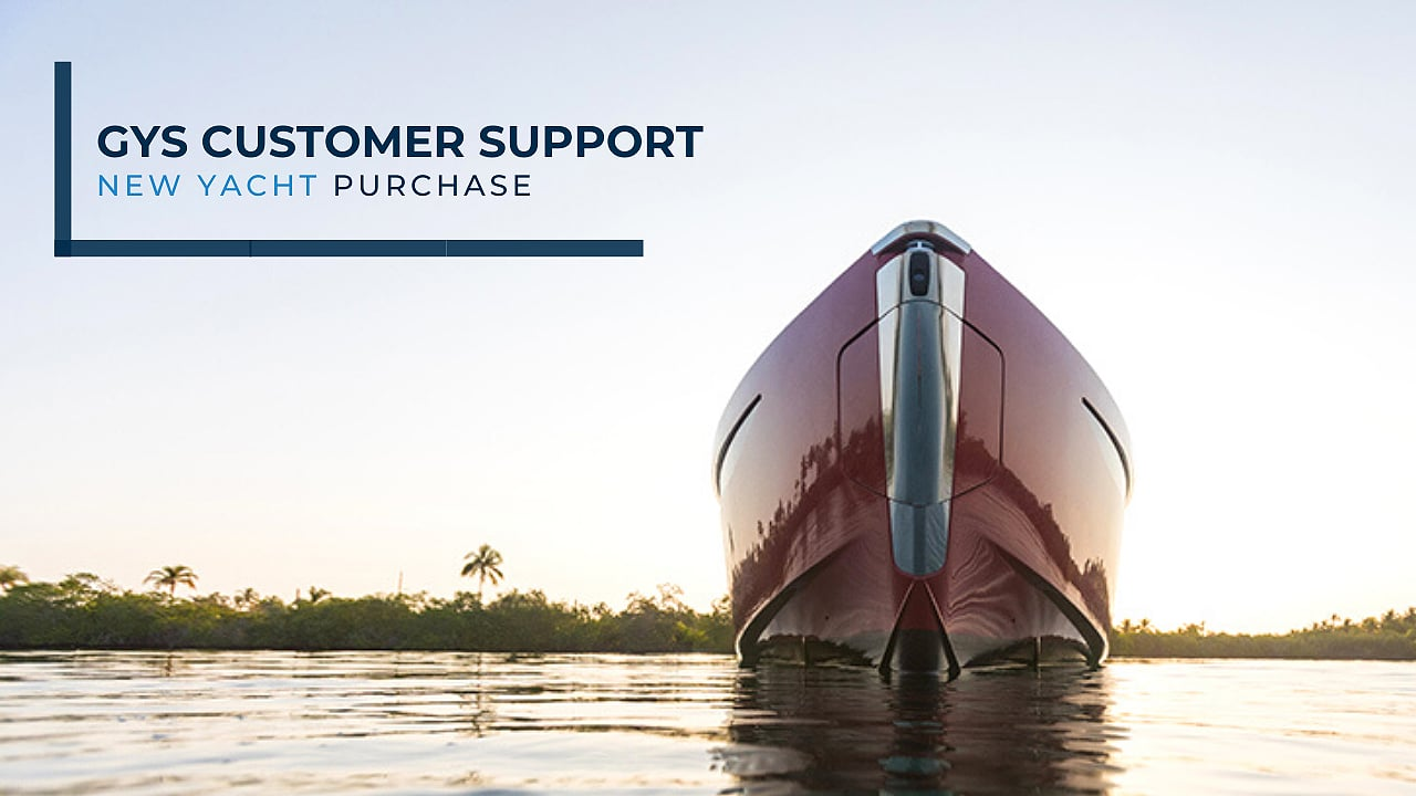 Galati yacht sales customer support
